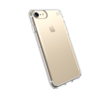Speck Presidio Clear Phone Case for iPhone 7 (Clear)