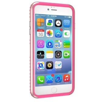 SPECK Shockproof Hybrid PC + TPU Back Phone Case for iPhone 7 Plus- Rose Gold / Rose - intl - 4
