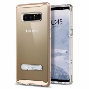 Spigen Galaxy Note 8 Case Crystal Hybrid Champagne Gold