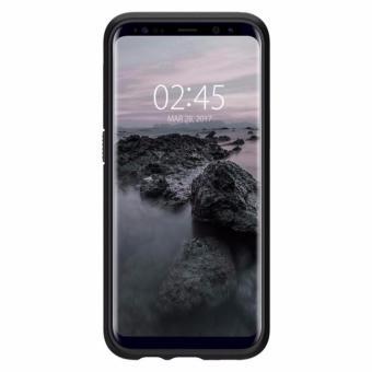 Spigen Galaxy S8 Case Slim Armor Metal Slate - 2