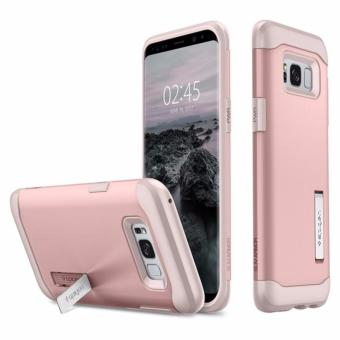 Spigen Galaxy S8 Case Slim Armor Rose Gold