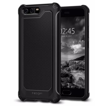 Spigen Huawei P10 Plus Case Rugged Armor Extra Black