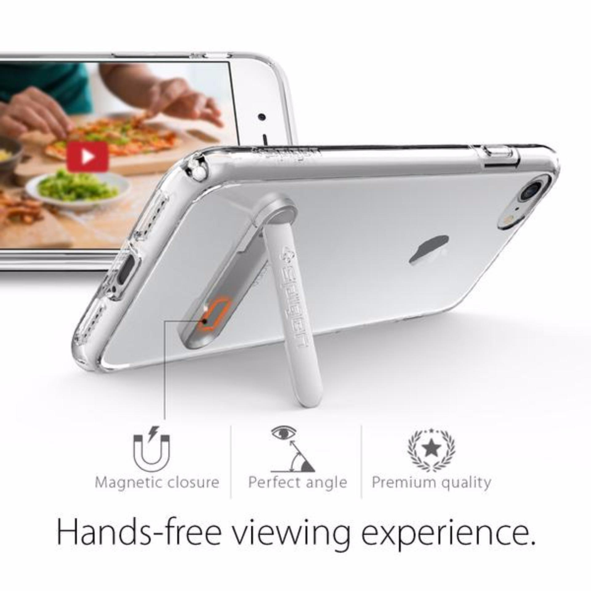 Spigen iPhone 7 Plus Case Ultra Hybrid S Crystal Clear ...