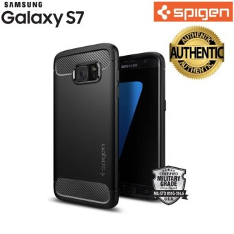Spigen(R) Rugged Armor Case for Galaxy S7 100% Authentic - intl