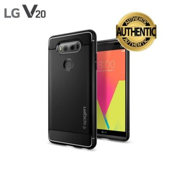 Spigen Rugged Armor LG V20 Case 100% Original Best Price - intl