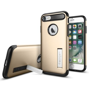 Spigen Silm Armor Case for iPhone 7 (Champagne Gold)