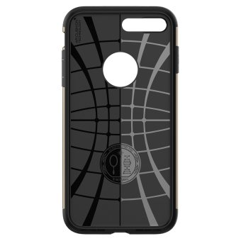 Spigen Slim Armor Case for iPhone 7 Plus (Champagne Gold) - 4