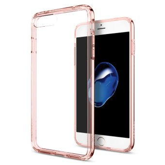 Spigen Ultra Hybrid Case for iPhone 7 Plus (Rose Crystal)