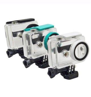 Sport Camera WaterProof Cases For Xiaomi Xiao Yi Mini Camera CaseKingMa Housing Box For Sports Xiaoyi Cam YI Accessories - intl - 3
