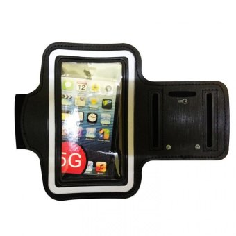 Sports Armband for iPhone SE/5S/5/5c (Black)