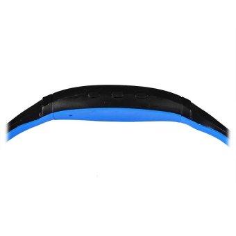 Sports Digital Music Player MP3 Headset (Blue/Black) - 4