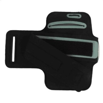 Sports Gym Armband Arm Band Cover for iPhone 6 Plus/6s Plus (Black) - picture 2