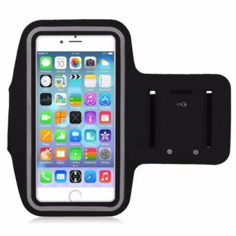 Sports Gym Armband Arm Band Cover for iPhone 6 Plus/6s Plus (Black) Price Philippines