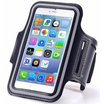 Sports Gym Armband Arm Band Cover for iPhone 6/6s (Black) Price Philippines