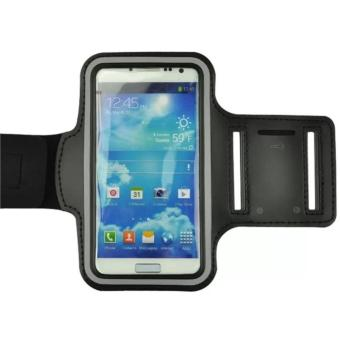 Sports Neoprene Gym Universal 5.8 Inch Armband Cover (Black) Price Philippines