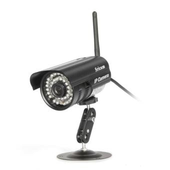 Sricam SP013 1280x720 720p Wireless Waterproof P2P Security IP Camera (Black) set of 4 - 4