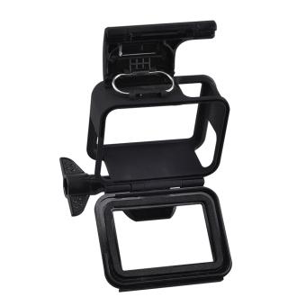 Standard Frame Mount Protective Housing Case & Lens Cover ForGoPro Hero 5 - 4