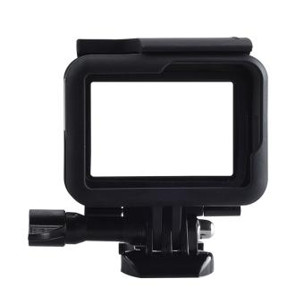 Standard Frame Mount Protective Housing Case & Lens Cover ForGoPro Hero 5 - 3