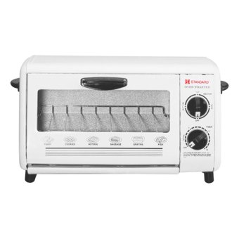 Standard Wide Oven Toaster SOT 650 (White)