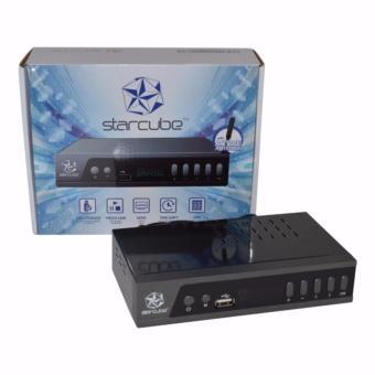 Starcube Digital TV Box (Black) .