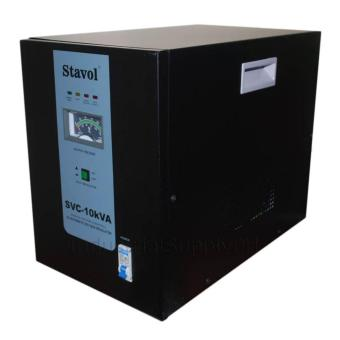 Stavol SVC-10kVA Automatic Voltage Regulator (AVR)