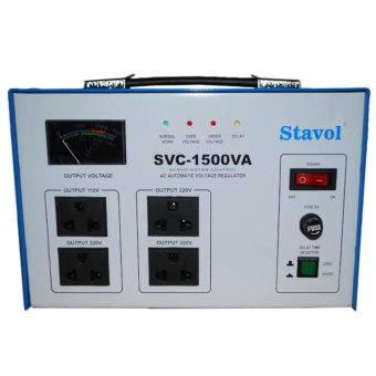 Stavol SVC-1500VA Automatic Voltage Regulator (AVR)
