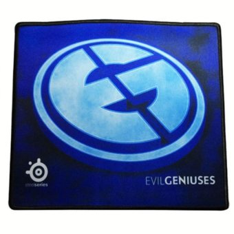 Steelseries Gaming Mousepad (Blue) With Free Phone Ring Stand