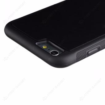 Stick Anywhere Anti Gravity Case for iPhone 6 (Black) - 3