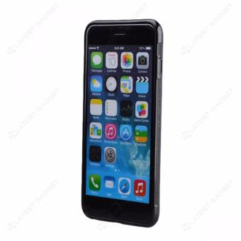 Stick Anywhere Anti Gravity Case for iPhone 6 (Black) - 4