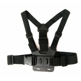 Strap Chest Mount Adjustable GoPro Accessories chest belt ActionCamera Holder