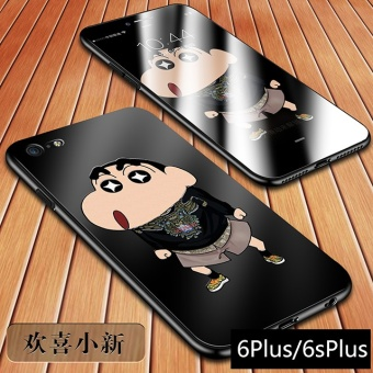 Stylish guy's 6 plus/iphone6 Apple phone case