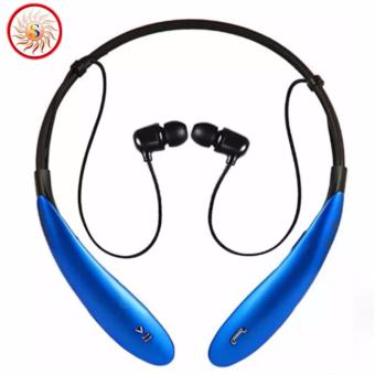 Sunsonic HBS-800 Bluetooth V4.0 Sports Neckband Headset (Blue) Price Philippines
