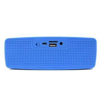 Sunsonic Portable Wireless Bluetooth Dual Speaker Ultra Bass - 3