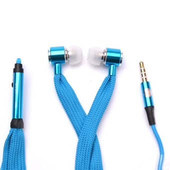 Super Bass Earphone (Light blue) Price Philippines