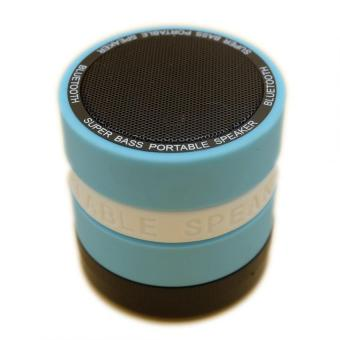 Super Bass Portable Speaker (Blue)