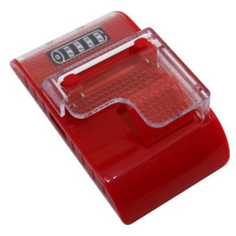Super Speed Universal Clip Charger (Red)