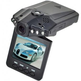 Surveillance 720P HD Car DVR Video Camera Recorder