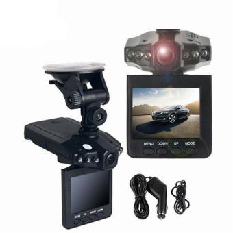 Surveillance 720P HD Car DVR Video Camera Recorder - 3