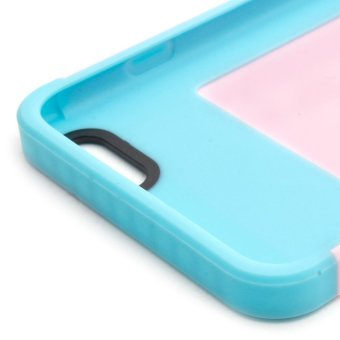 Swisstech Lancaster Case for Apple iPhone 6 Plus (Blue/Pink) - picture 2