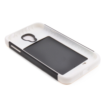 Swisstech Lancaster Case for Samsung Galaxy S4/I9500 (Black/White) - picture 2