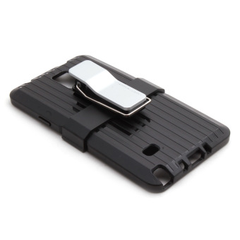 Swisstech Pasadena Case for Samsung Galaxy Note4/N910 (Black) - picture 2