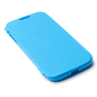 Swisstech Vermont Phone Case for Samsung Galaxy S4/I9500 (Blue)