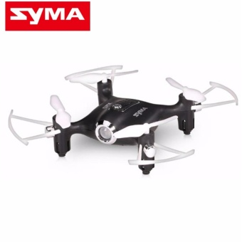 SYMA X20-S RC Drone 2.4GHz 4ch 6-Axis Gyro RC Quadcopter (Black) Price Philippines