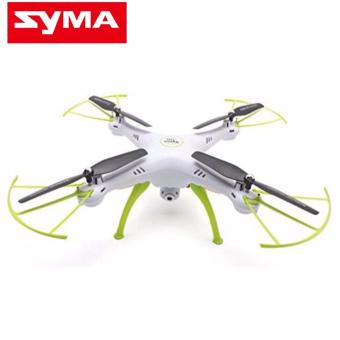 SYMA X5HC 2 Mega Pixel Camera 2.4G 4 Channel 6-axis Gyro Quadcopter RTF (Green)