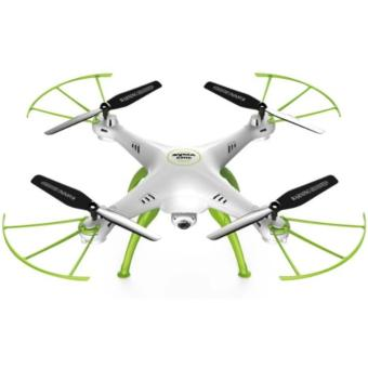 SYMA X5HC 2 Mega Pixel Camera 2.4G 4 Channel 6-axis Gyro QuadcopterRTF (Green) - 3