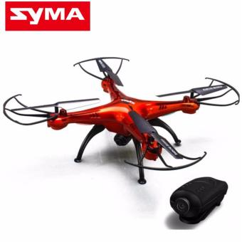 Syma X5SC Explorers 4 Channel 2.4GHz R/C 6-Axis Gyro QuadcopterDrone (Orange) Price Philippines