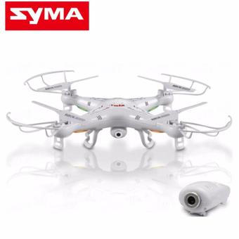 Syma X5SC Explorers 4 Channel 2.4GHz R/C 6-Axis Gyro QuadcopterDrone (White) Price Philippines
