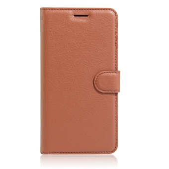 SZYHOME Phone Cases For OPPO F1 Plus Luxury Retro Leather WalletFlip Cover Black Blue Brown Green Pink Purple Red Rose White SolidColor Shell - intl - 4