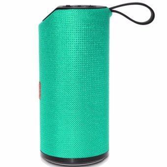 T&G TG113 Super Bass Wireless Bluetooth Speaker (Turquoise) - 4