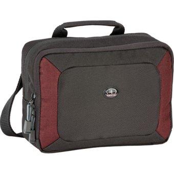 Tamrac Zuma Compact Camera Bag (Black/Burgundy)